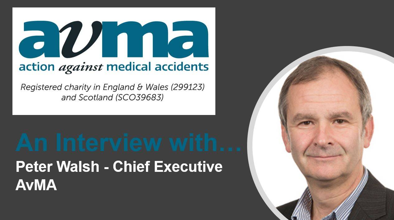 An Interview with Peter Walsh – AvMA